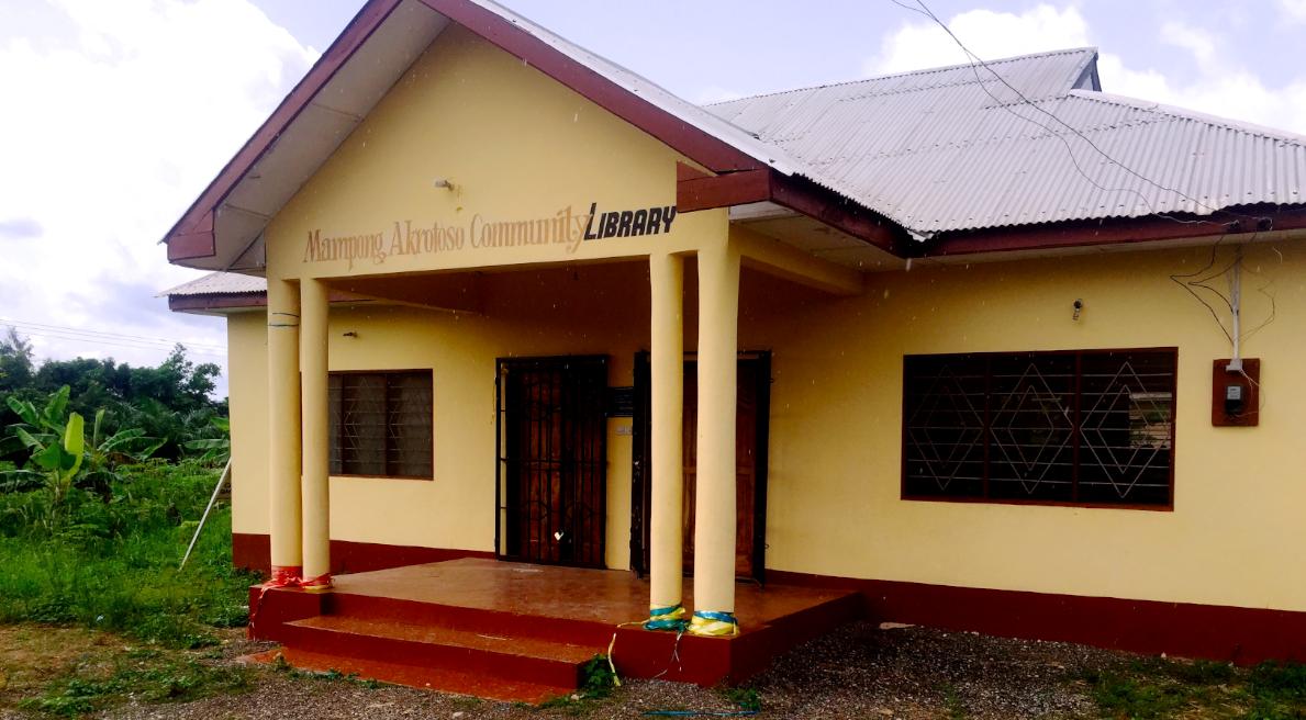 Akrofonso Library