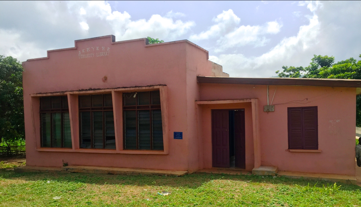 Sekyre Library